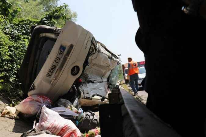 Kazada ağır yaralanan 9 yaşındaki çocuktan acı haber geldi