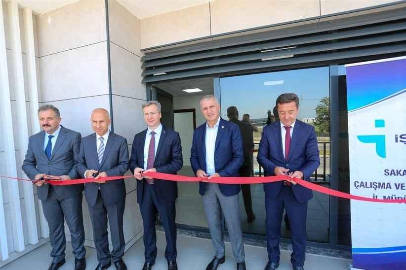 İŞKUR ve SGK hizmet noktaları SATSO kampüsünde açıldı!