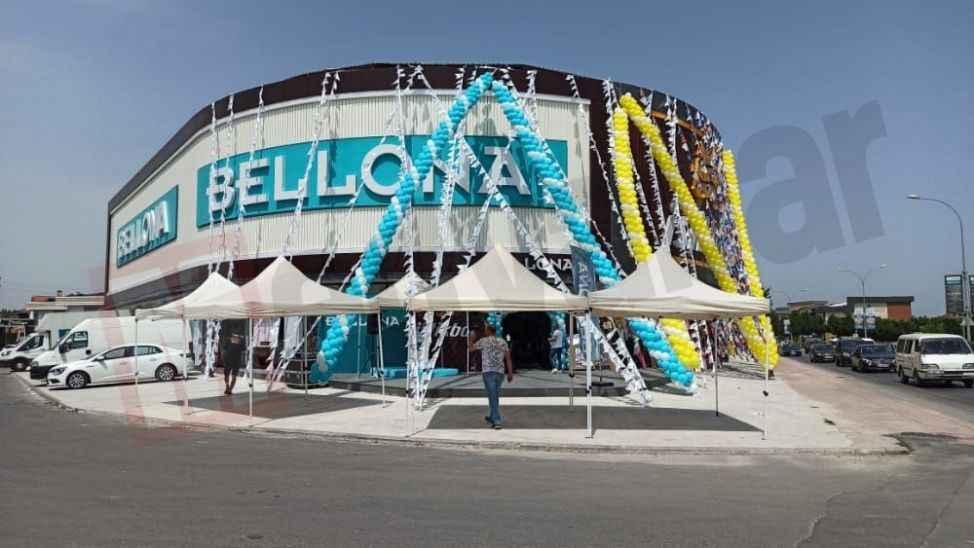 Fazlıoğlu Mobilya ikinci şubesini Serdivan'da açtı