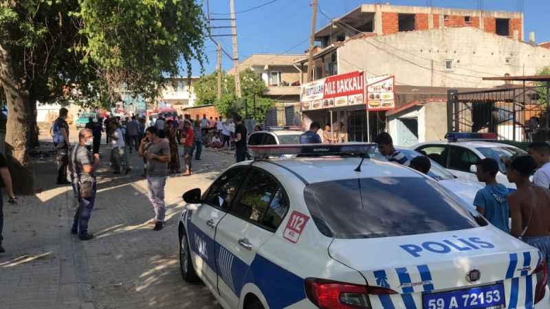 Tekirdağ'da okulun bahçesindeki kale direği üzerine devrilen çocuk öldü