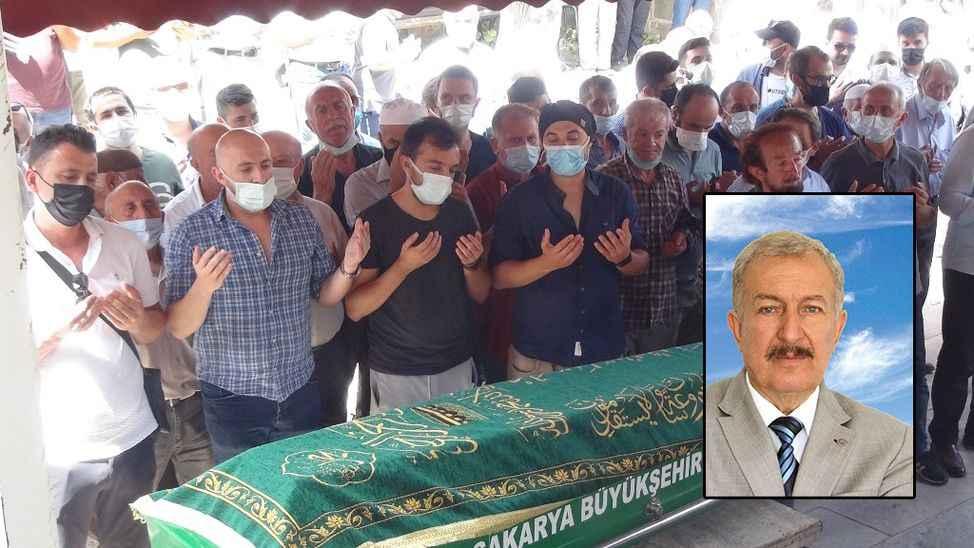 Mehmet Ali Öğretmene son görev