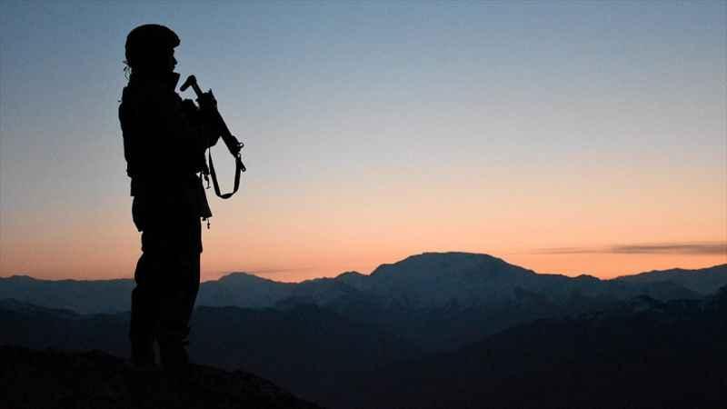 Fırat Kalkanı bölgesinde 2 sivili katleden teröristin de arasında olduğu 6 PKK/YPG'li etkisiz hale getirildi