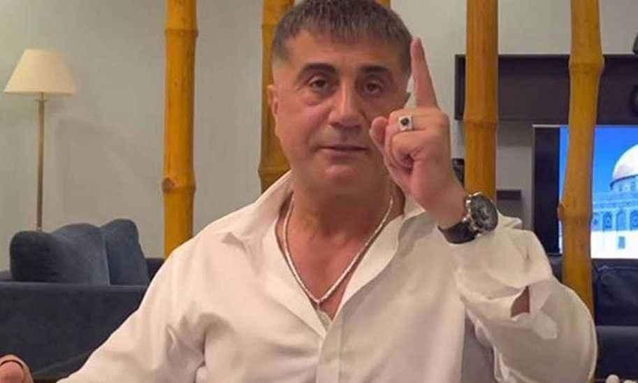 Sedat Peker'in paylaşımlarında 'Sakarya' detayı!