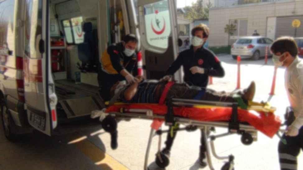 Üç günde iş kazalarında 24 işçi yaralandı