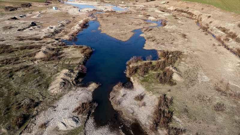 Türkiye'nin doğusunda nisan-haziran döneminde kuraklık etkili oldu