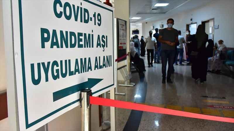 Türkiye'de 26 bin 597 kişinin Kovid-19 testi pozitif çıktı, 124 kişi hayatını kaybetti