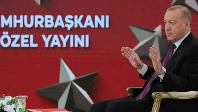 Cumhurbaşkanı Erdoğan'a Afgan göçmenleri politikası soruldu!