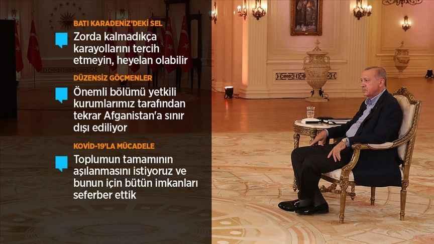 Erdoğan'dan sosyal medya açıklaması: Hiç olumlu bakmıyorum