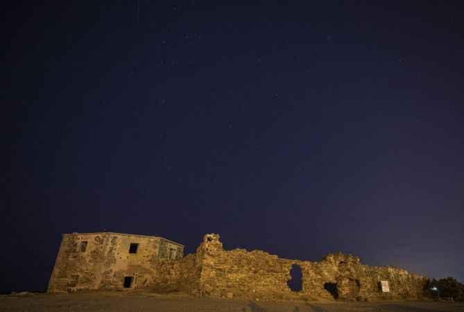 İstanbul'da Perseid meteor yağmuru