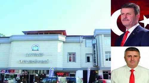 İzne ayrılan başkan Soykan'a, Öztürk vekalet edecek