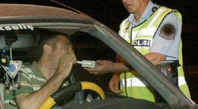 Bir Serdivan klasiği! O denetim noktasında 2 alkollü sürücü yakaladı!