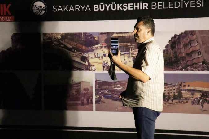 Marmara Depremi'nde hayatını kaybedenler Sakarya'da dualarla anıldı