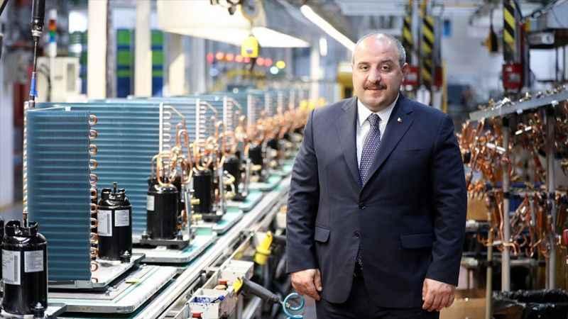 Bakan Varank: Katma değerli üretim yapan firmaları desteklemeye devam edeceğiz