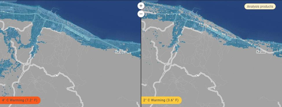 Karadeniz'deki sel sonrası bu araştırma konuşuluyor! Sakarya sular altında mı kalacak?