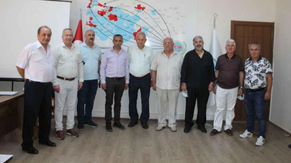 Edirne Balkan Türkleri Federasyonu Başkanlığına yeniden Pekkan seçildi