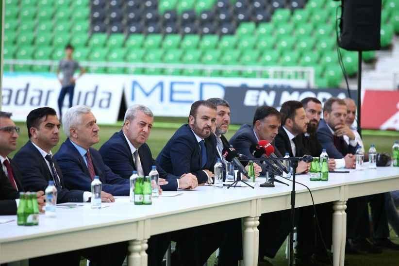 Sakaryaspor'da başka transfer olacak mı?