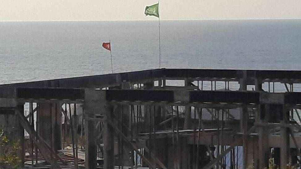 ADD Sakarya Şube Başkanı Ateş, camiye asılan hilafet bayrağına tepki gösterdi