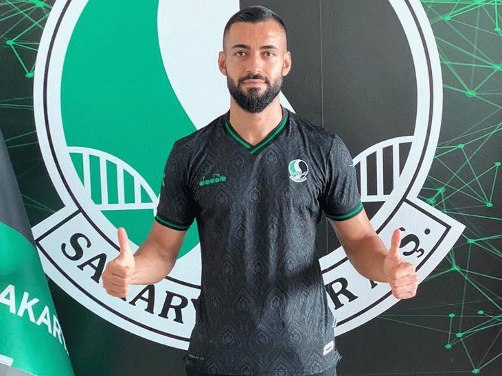 Sakaryaspor'dan bir transfer daha! Resmi açıklama geldi