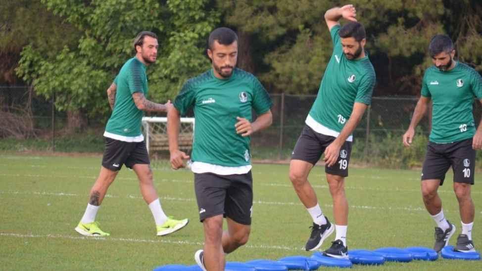Sakaryaspor'dan bir hazırlık maçı daha!