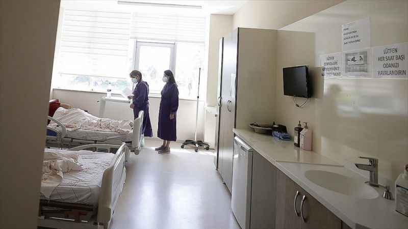 Kovid-19'un Delta varyantında hastaneye yatış riski daha fazla