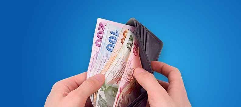 Artık ihtiyaca göre değil maaşa göre kredi verilecek!