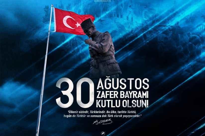 30 Ağustos Zafer Bayramının tarihçesi..