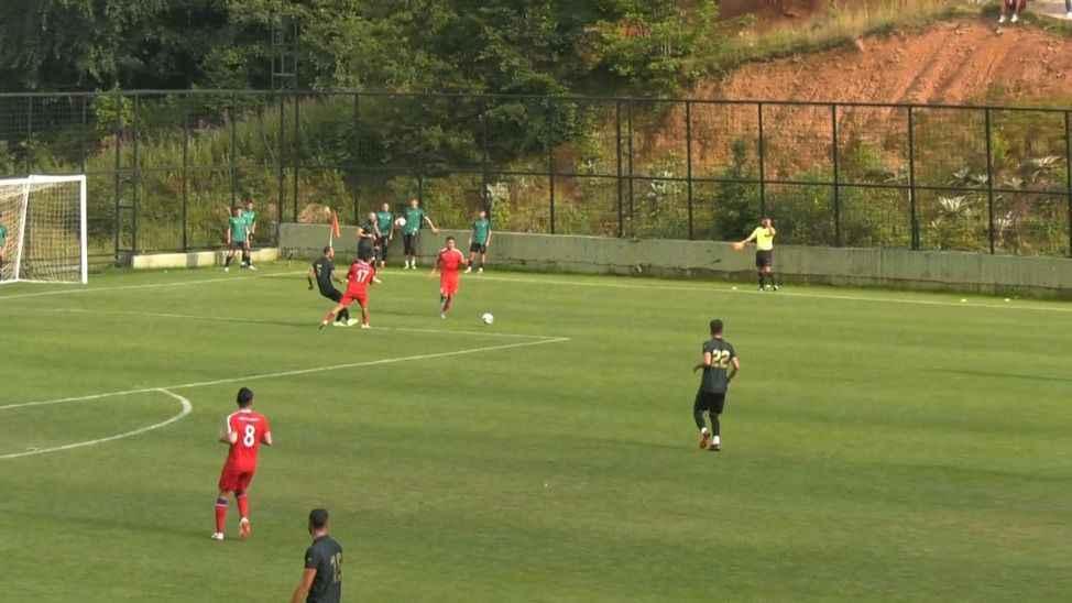 Sakaryaspor'un son hazırlık maçında gol sesi çıkmadı!