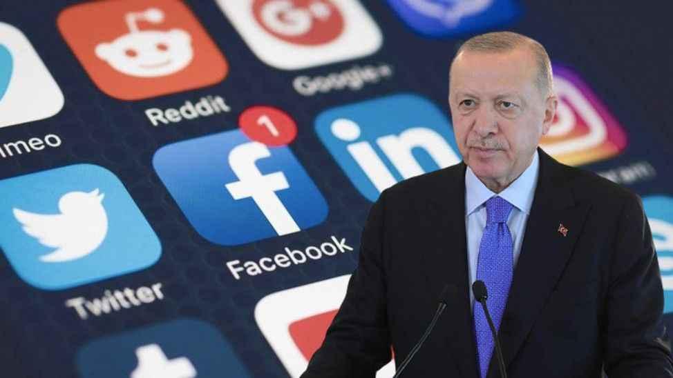 Erdoğan'dan sosyal medya platformlarına sert tepki! 'Bedel ödeyecekler'