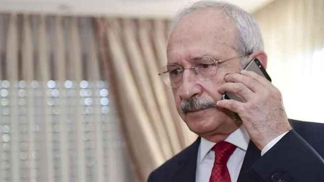 Kılıçdaroğlu'ndan Cinal ailesine başsağlığı telefonu