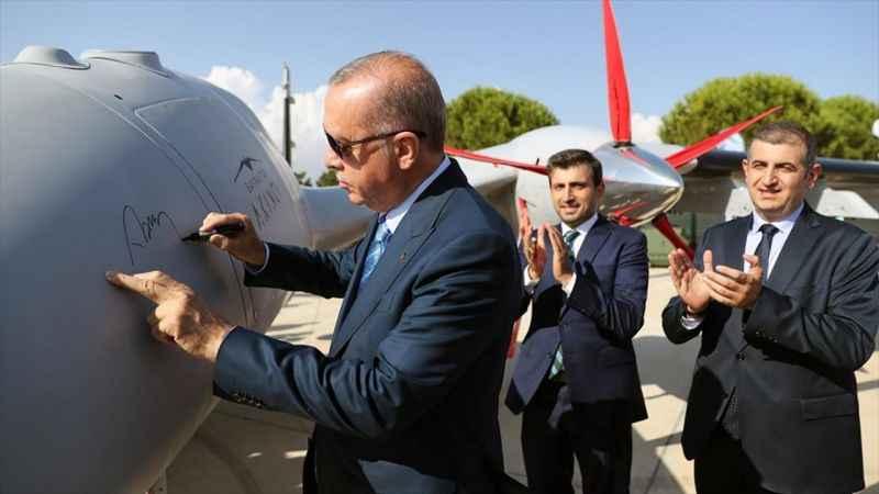 Cumhurbaşkanı Erdoğan, Bayraktar AKINCI TİHA'nın özelliklerini içeren grafik paylaştı