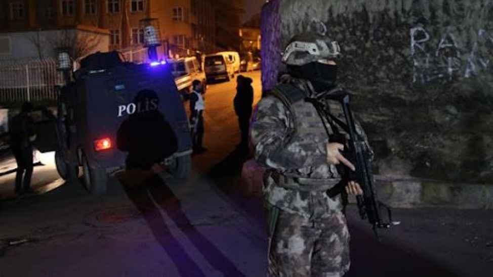 Sakarya'dan Trabzon'a uzanan DEAŞ operasyonu