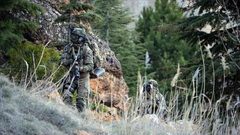Barış Pınarı bölgesine saldırı girişiminde bulunan 4 PKK/YPG'li terörist etkisiz hale getirildi