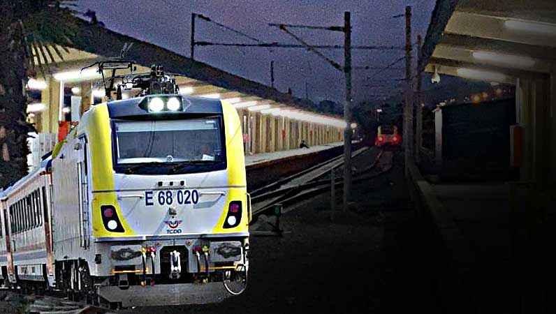 Ada Treni ile ilgili yeni gelişme! Test çalışmaları devam ediyor