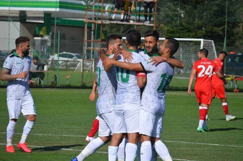 Sakaryaspor'un ilk maçı Sakarya'nın kanalı TV264'de