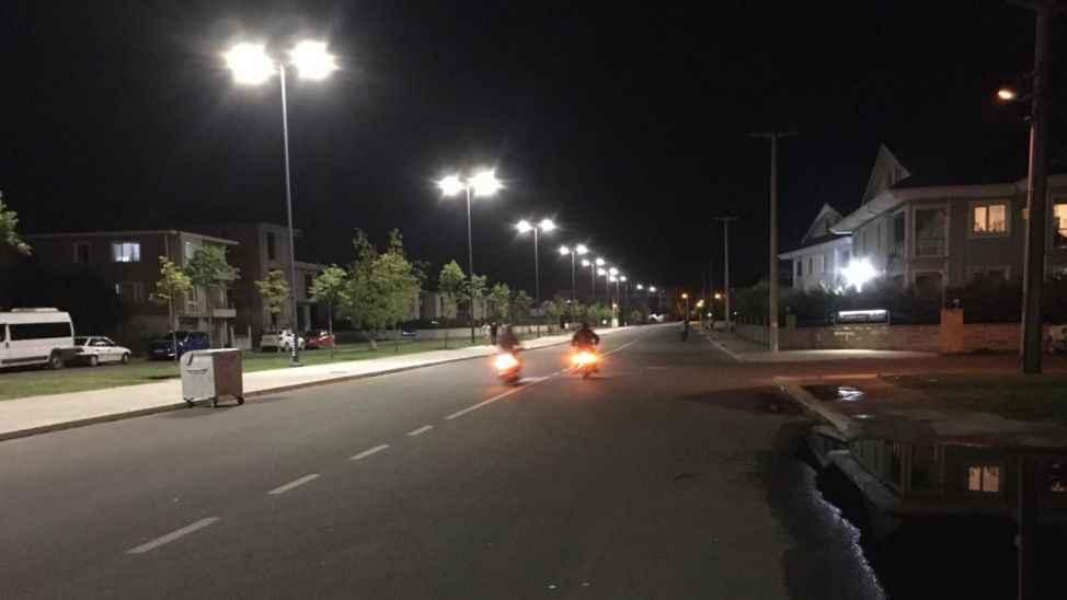 Vatandaşlar geceleri mahallenin yarış pistine dönmesinden şikayetçi
