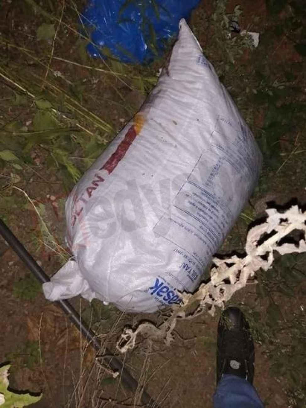 Fındıkları çalıp şantiyede toprağa gömmüşler... Böyle hırsızlık görülmedi!