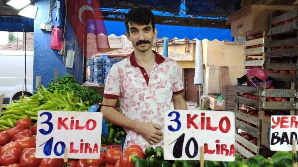 Katlı Pazaryeri'nde son durum ne? Sebze Meyve fiyatları ne kadar?