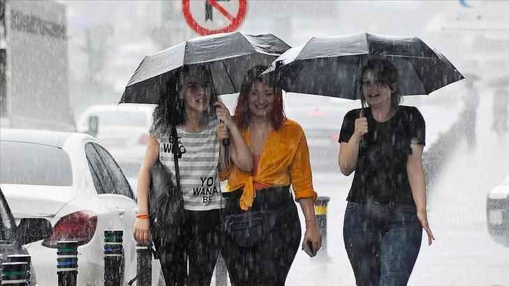 Meteoroloji'den bugün için Sakarya dahil 23 kente uyarı!