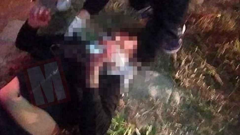 Kuzuluk'ta motosikletler çarpıştı: 2 yaralı