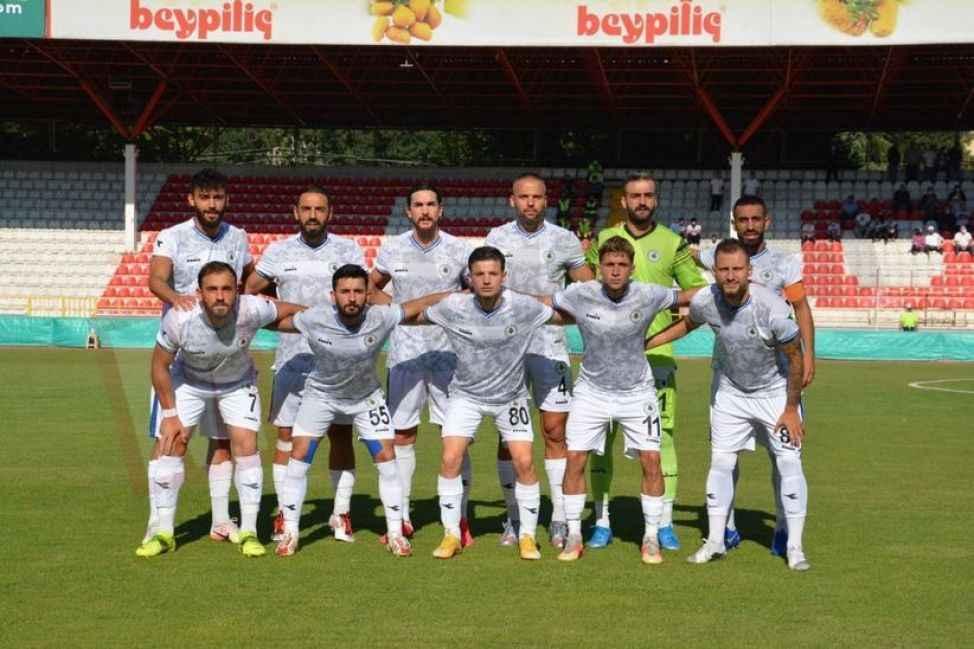 Fatsaspor Hendekspor'dan istediğini aldı! 1-1