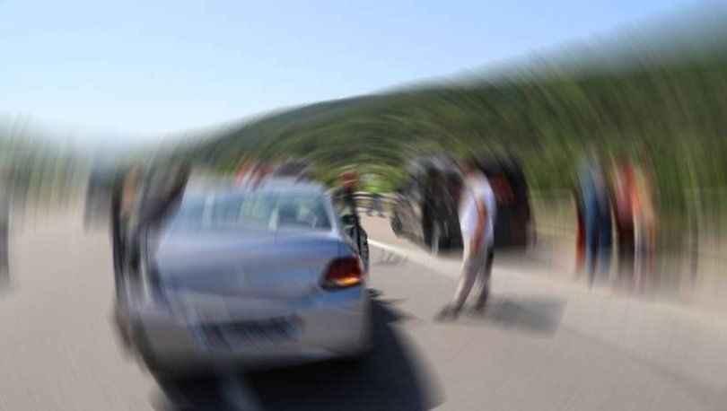 Komşuda zincirleme kaza: 1 ölü, 2 yaralı, 54 plakalı otomobilde var!