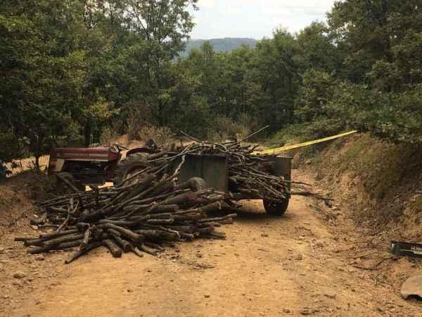 Bilecik'te traktörle kaza yapan bekçi hayatını kaybetti