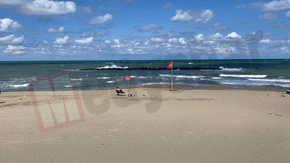 Okulların açılmasına bir gün kala Karasu sahilleri