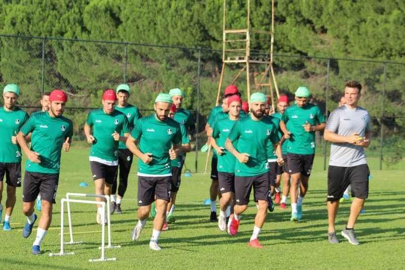 Sakaryaspor'un Bayburt Öİ Spor maçı muhtemel 11'i!