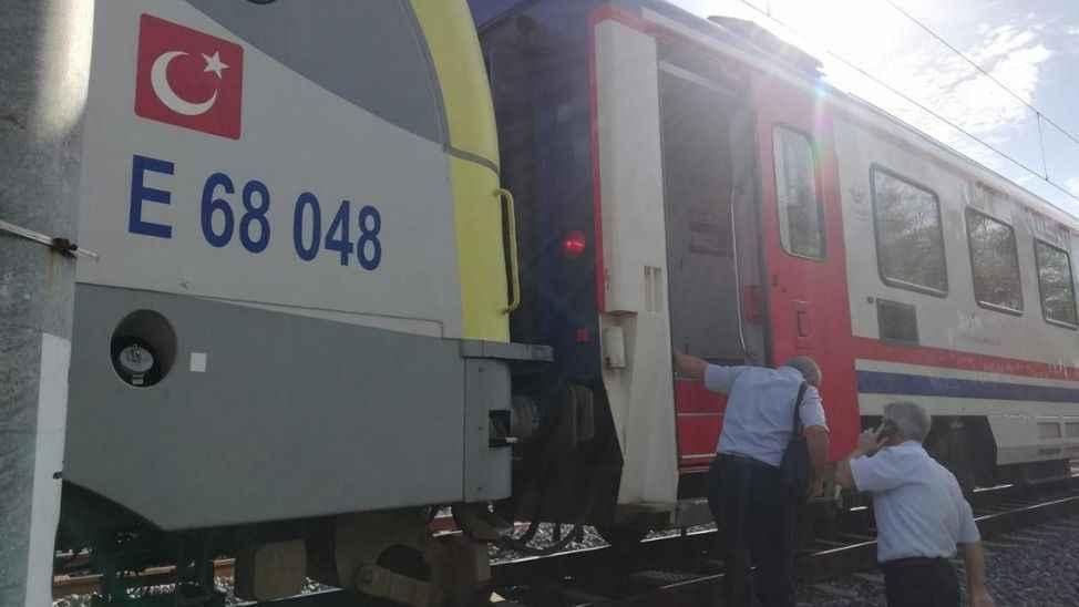 İstanbul'dan Ada Treni kazası açıklaması