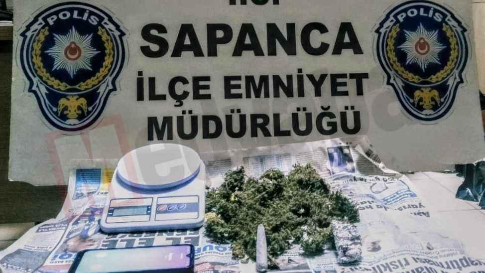 Sapanca'da torbacı operasyonu!
