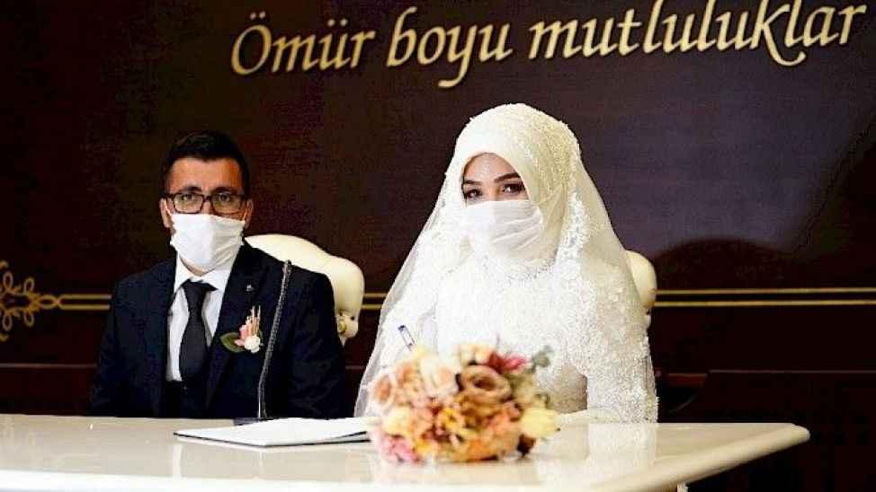 Sakaryalı en çok hangi ay evlendi... İşte pandemi gölgesindeki 2020 yılı rakamları