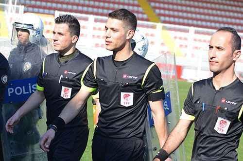 Bergama Belediyespor - Hendekspor maçının hakemi belli oldu