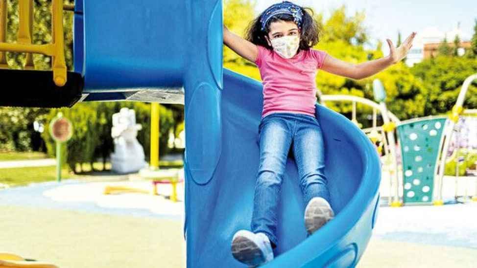 Belediyelere sağlık puanı ! Çocuk parkında sağlıklı malzeme kullanmak ise sadece 1 puan!