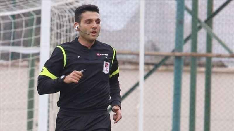 Sakaryaspor - Sarıyer maçının hakemi belli oldu